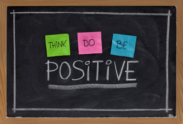 Perfectly Positive Attitude You Will Be Able To Accomplish Anything